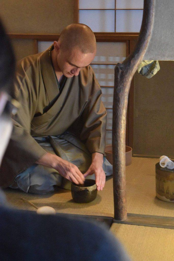 Tea master Sosen