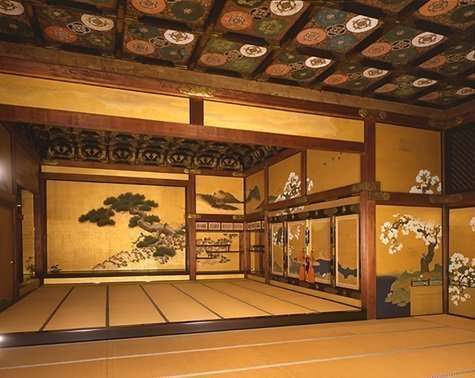 shoin reception room