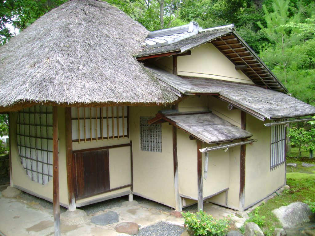 wabi sabi tea house