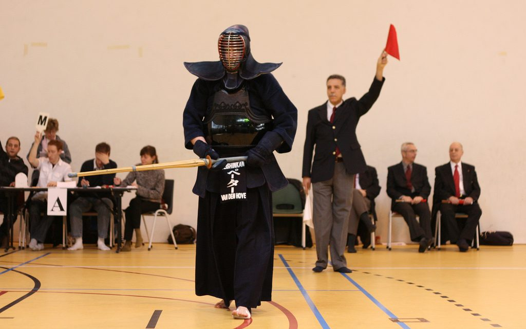samurai tea ceremony kendo