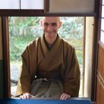 Tyas Sosen traditional tea ceremony master